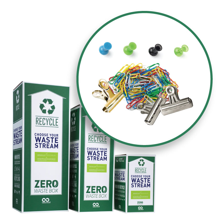 Clips and Clamps - Zero Waste Box™