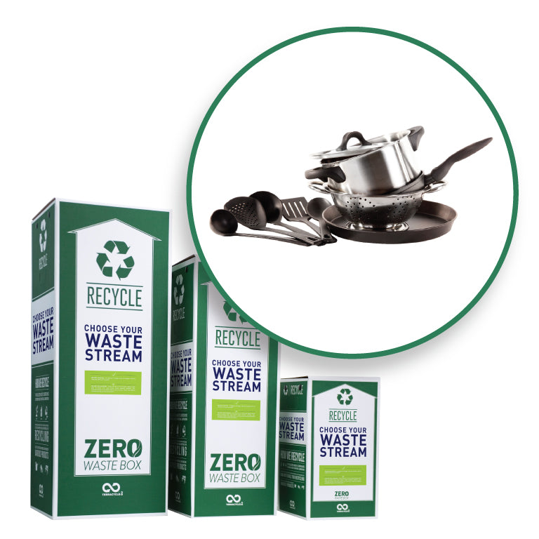 Kitchenware and Utensils - Zero Waste Box™