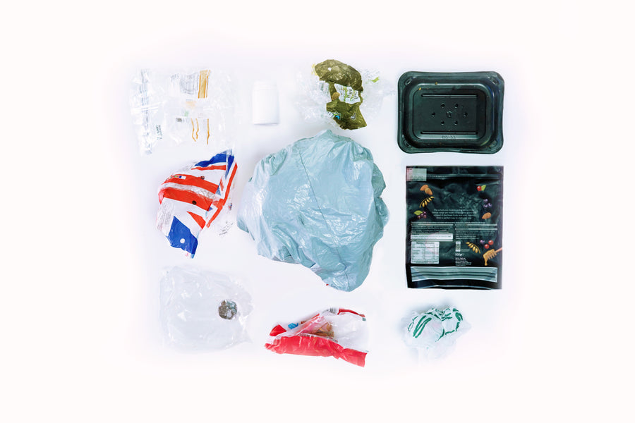 Recycle all flexible and rigid plastics including bags, containers and shipping materials