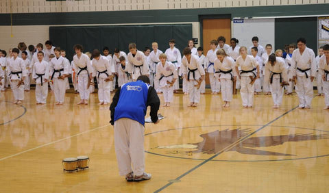 Belt Promotion - One Student Fall Semester