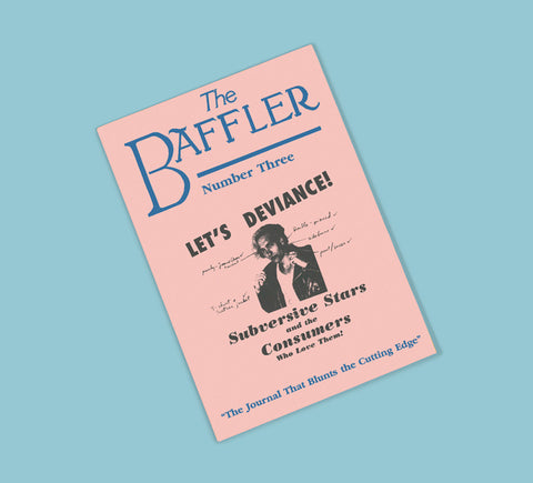 The Baffler no. 3