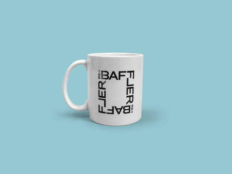 Baffler Coffee Cup