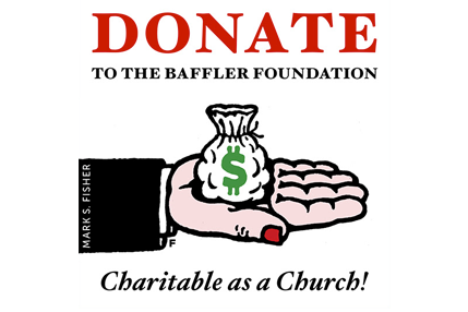 Donate $100 to The Baffler Foundation