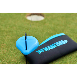 The RainDrop - Retractable Putting String