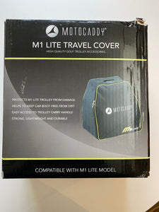 Motocaddy M1 Lite Travel Cover Travel Cover
