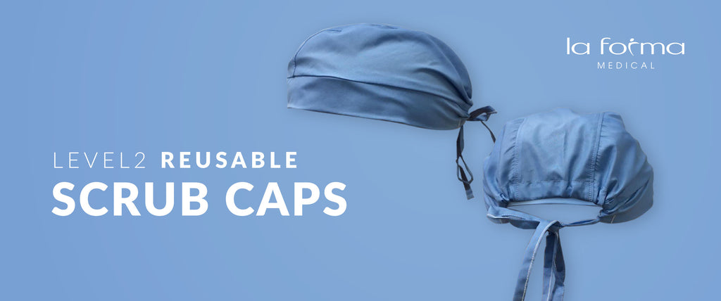 Reusable Scrub Caps