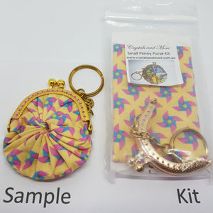Small Penny Purse Kits