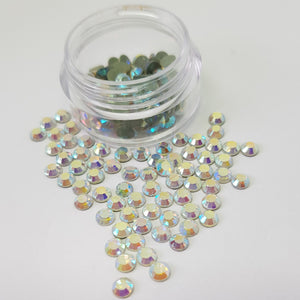 Clear AB 4mm (16ss) Crystals