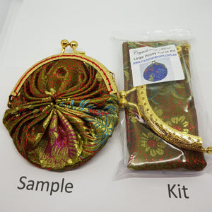 Large Penny Purse Kits