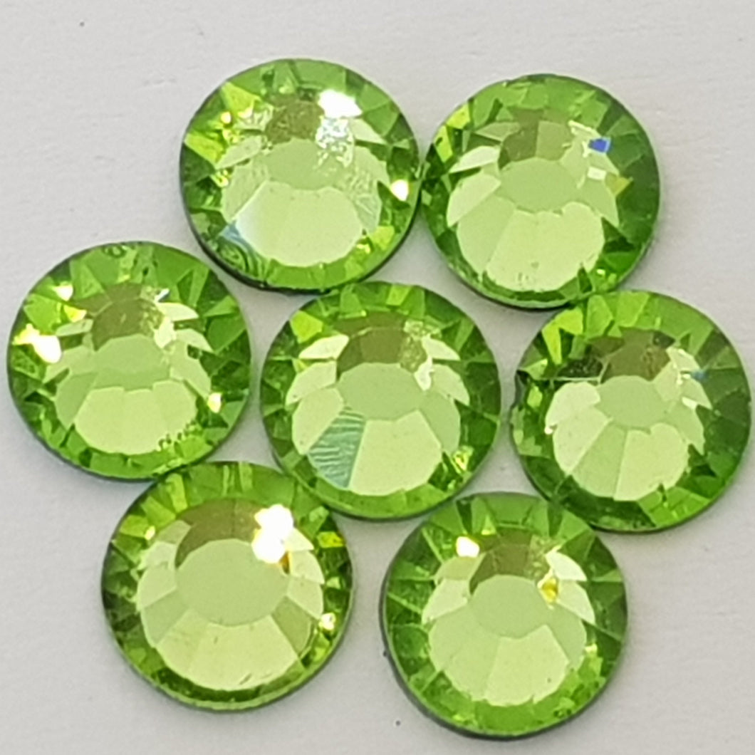Chuakari Chrysolite 2mm to 6mm