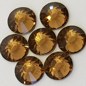 Chuakari Smoked Topaz 2mm to 6mm
