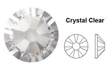 Swarovski Clear Crystal 2mm to 7mm