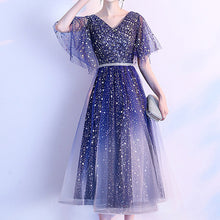 Load image into Gallery viewer, #5004 Starry Evening Dress