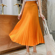 Load image into Gallery viewer, #5070 Pleated skirt