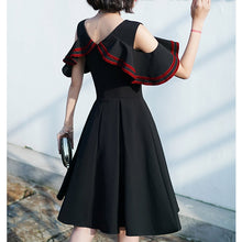 Load image into Gallery viewer, #5096 Bat Sleeves Dress