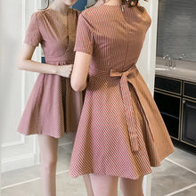 Load image into Gallery viewer, #5118 French Retro Dress