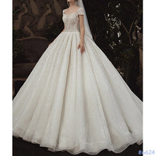 Load image into Gallery viewer, #6624 WEDDING DRESS