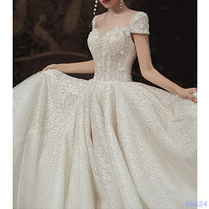 #6624 WEDDING DRESS