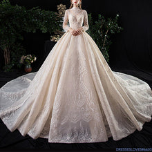 Load image into Gallery viewer, #6630 WEDDING DRESS
