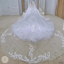 Load image into Gallery viewer, #7016 WEDDING DRESS