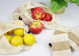ReUsable cotton Produce bag - Medium