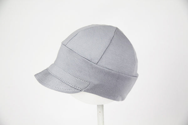 Downtown Hat -cotton jersey DOVE GREY