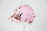 Downtown Hat -cotton jersey PINK FLORAL
