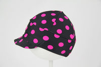 Downtown Hat -Swim PINK DOT