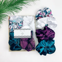 Luxe Scrunchie gift box set - Jewels