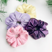 Luxe Scrunchie gift box set - Rapunzel