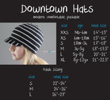 Downtown Hat -cotton jersey GALAXY