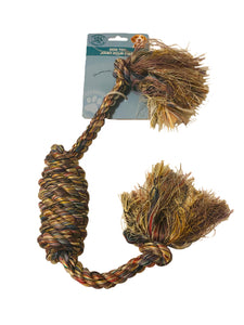 Dog Toy Rope with Big Knot