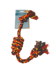 Load image into Gallery viewer, Dog Toy Rope with Big Knot