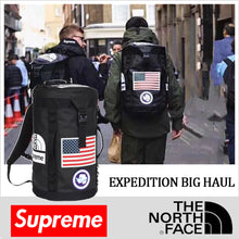 画像をギャラリービューアに読み込む, Supreme×THE NORTH FACE 17ss Antarctica Expedition Big Haul Backpack  シュプリーム バッグ blue black red 3色