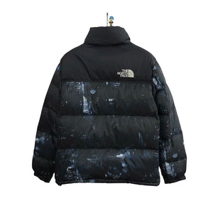 Extra Butter × The North Face Nightcrawlers Nuptse Jacket  ダウンジャケット 男女兼用 black