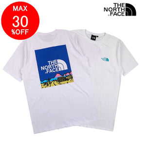 THE NORTH FACE (ザノースフェイス)  19SS S/S Load To Joshua Tee T-shirt 半袖 男女兼用 Tシャツ blue green red 3色