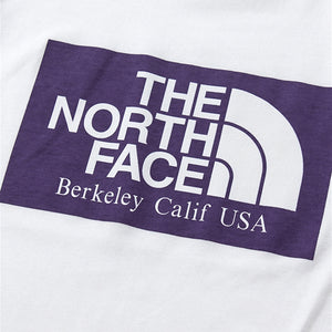 THE NORTH FACE 20SS H/S Logo Tee PURPLE LABEL 半袖 男女兼用 Tシャツ パープルレーベル white black 2色