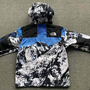 THE NORTH FACE×Supreme 男女兼用 Mountain Jacketシュプリーム 17FW雪山 blue