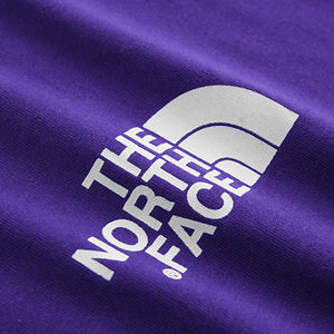 THE NORTH FACE (ザノースフェイス)  EXPEDITION SUMMER 2020 T-shirt 半袖 男女兼用 Tシャツ パープルレーベル white black purple fluorescence green 4色