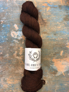 Earl Grey Fiber Gunpowder Sock