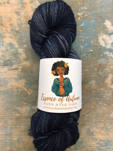 Essence of Autumn Prairie Sock