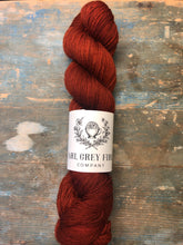 Load image into Gallery viewer, Earl Grey Fiber Darjeeling Sock