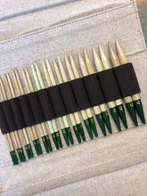 Load image into Gallery viewer, Lykke interchangeable circular bamboo knitting needle set