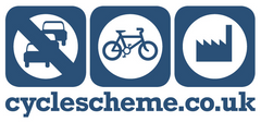 Cyclescheme Cycle to Work Logo