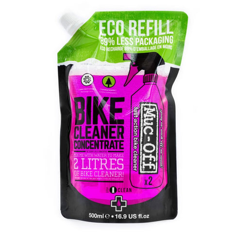 Bike Cleaner Concentrate Refill 500ml - Moonglu
