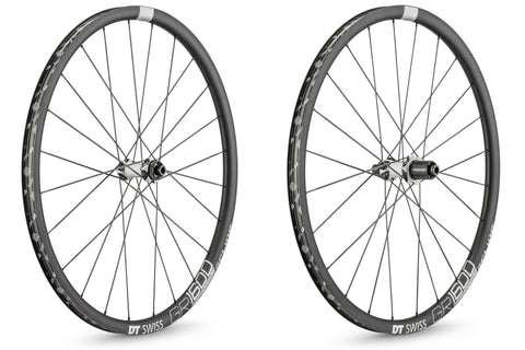 DT Swiss GR 1600 Spline 25 Gravel Disc Wheels - Moonglu