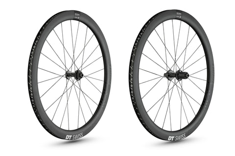 DT Swiss ERC 1100 DICUT Endurance Road Disc Wheels - Moonglu