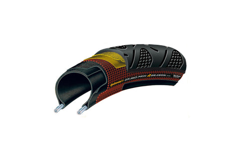 Continental Grand Prix 4 Seasons Road Bike Tyre - Moonglu