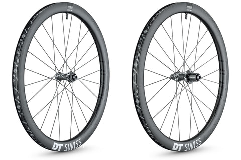 DT Swiss GRC 1400 Spline 42 Gravel Disc Wheels - Moonglu