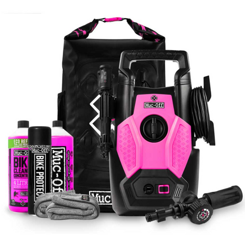 Muc Off Pressure Washer Bike Bundle - Moonglu